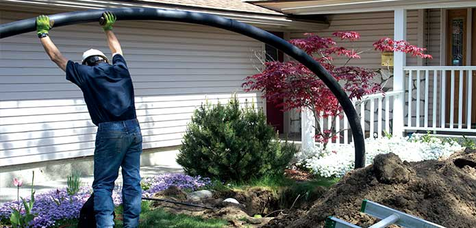 Trenchless Water Lines: Repairing Your Pipes Without Destroying Your Lawn