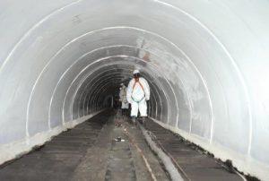 Large Diameter Pipe Sewer Lining