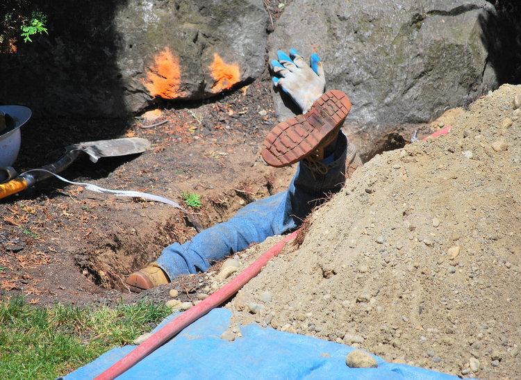 excavation construction service