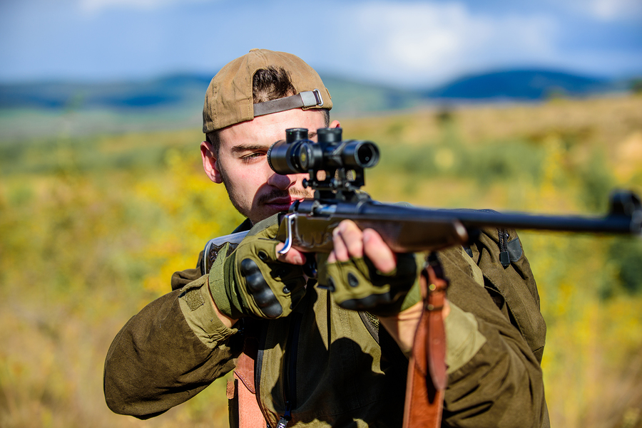 Top Three Hunting Scopes and Binocular Optics